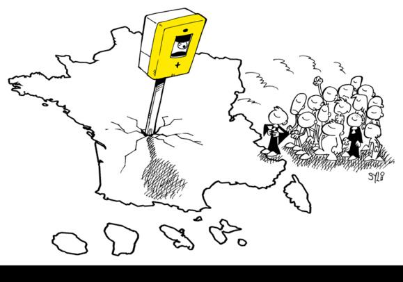 #LINKY : Les collectifs anti-linky se mobilisent, l'exemple de celui de Rueil-Malmaison particulièrement actif et dynamique