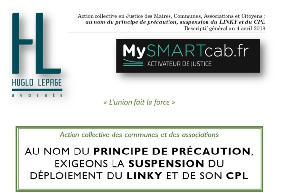 #LINKY - Mobilisation des maires, des associations et des citoyens au nom du principe de précaution