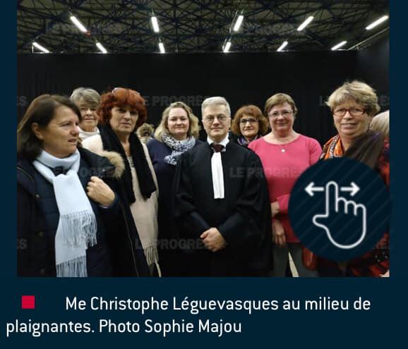 #Lévothyrox : plaidoirie prononcée devant le tribunal d'instance de Lyon