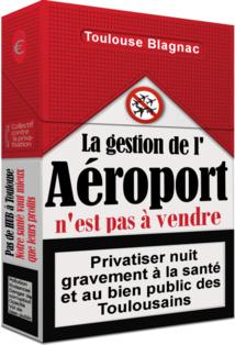 Aéroport Toulouse Blagnac - VICTOIRE -  la Cour administrative d'appel de Paris annule la procédure de privatisation de l'aéroport de Toulouse ... mais la vente n'est pas encore annulée