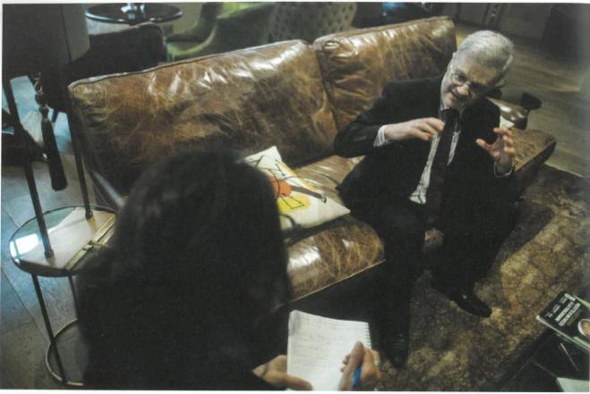 Interview de CLE dans le magazine TOULECO