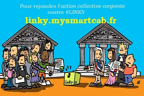 Linky : double victoire devant la Cour d'appel de Grenoble.
