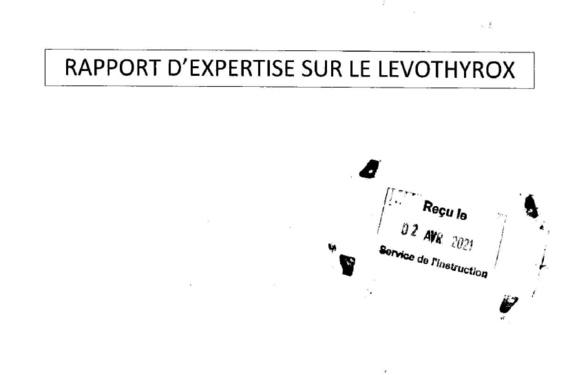 Levothyrox - newsletter SPECIAL PENAL