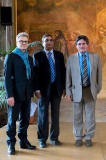 Inauguration de la 2ème Saison Indienne (Salle des Illustres, Capitole, Toulouse)