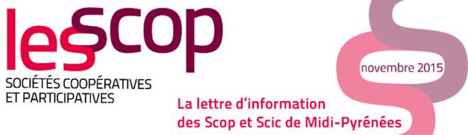 Retrouvez l'actualité des SCOP de Midi-Pyrénées et Faites le plein d'idées pour un Noël coopératif