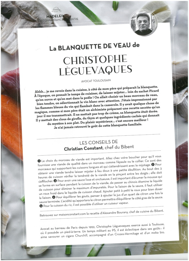 Flagrant délit de gourmandise