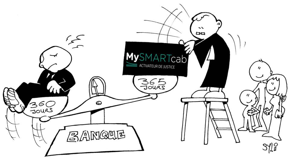 Baisse des taux d'intérêts : Recourir à mySMARTcab.fr ou renégocier son crédit immobilier, comment choisir ?