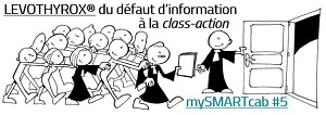#LEVOTHYROX : action collective (au civil) Invitation au point presse du mardi 19/09/2017