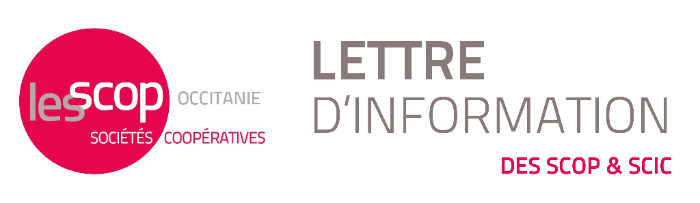 Lettre d'information de l'URSCOP Occitanie - Septembre 2018