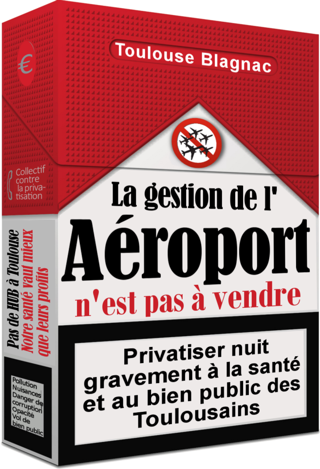 Aéroport de Toulouse : la cour des comptes confirme et approfondit nos critiques contre la privatisation
