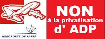 Privatisation d'ADP - Lettre de saisine de la CNDP par plus de 60 sénateurs