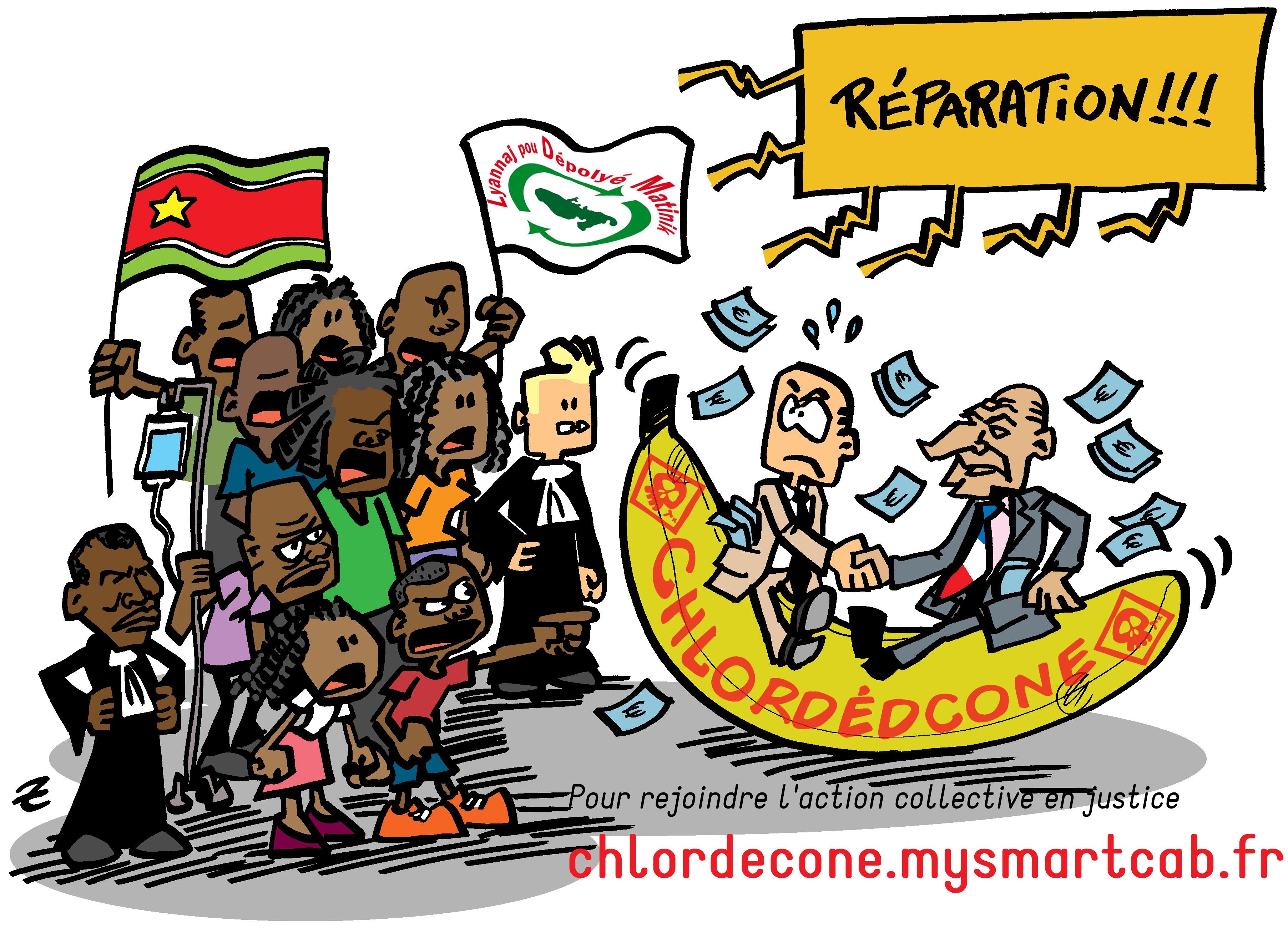 CHLORDECONE : « en gardant le silence,  le Premier ministre se déshonore »