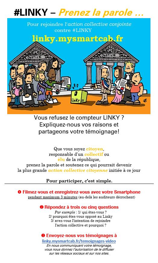 #LINKY - Appel à témoignages