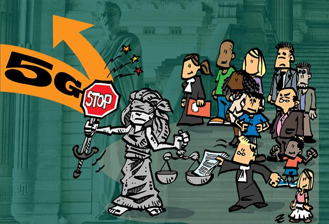 5G, les nouvelles municipalités écolo se mobilisent ...