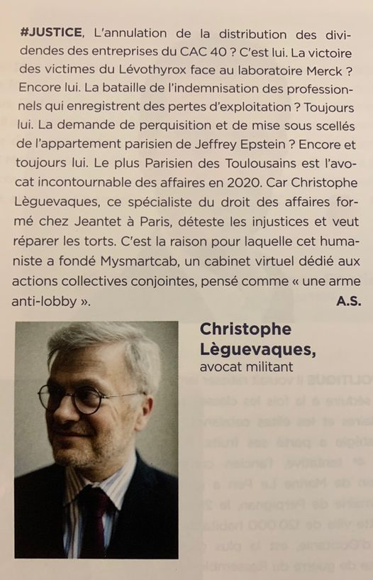 Touleco consacre CLE parme les 50 qui ont fait l'année en Occitanie