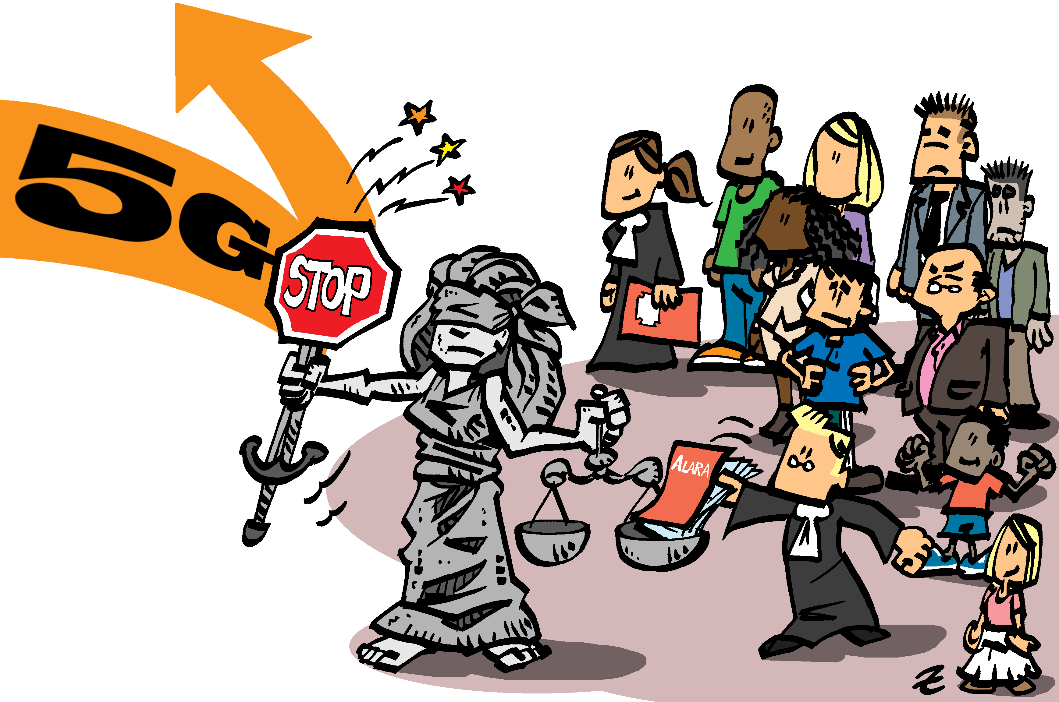 5G : la bataille judiciaire se prépare...