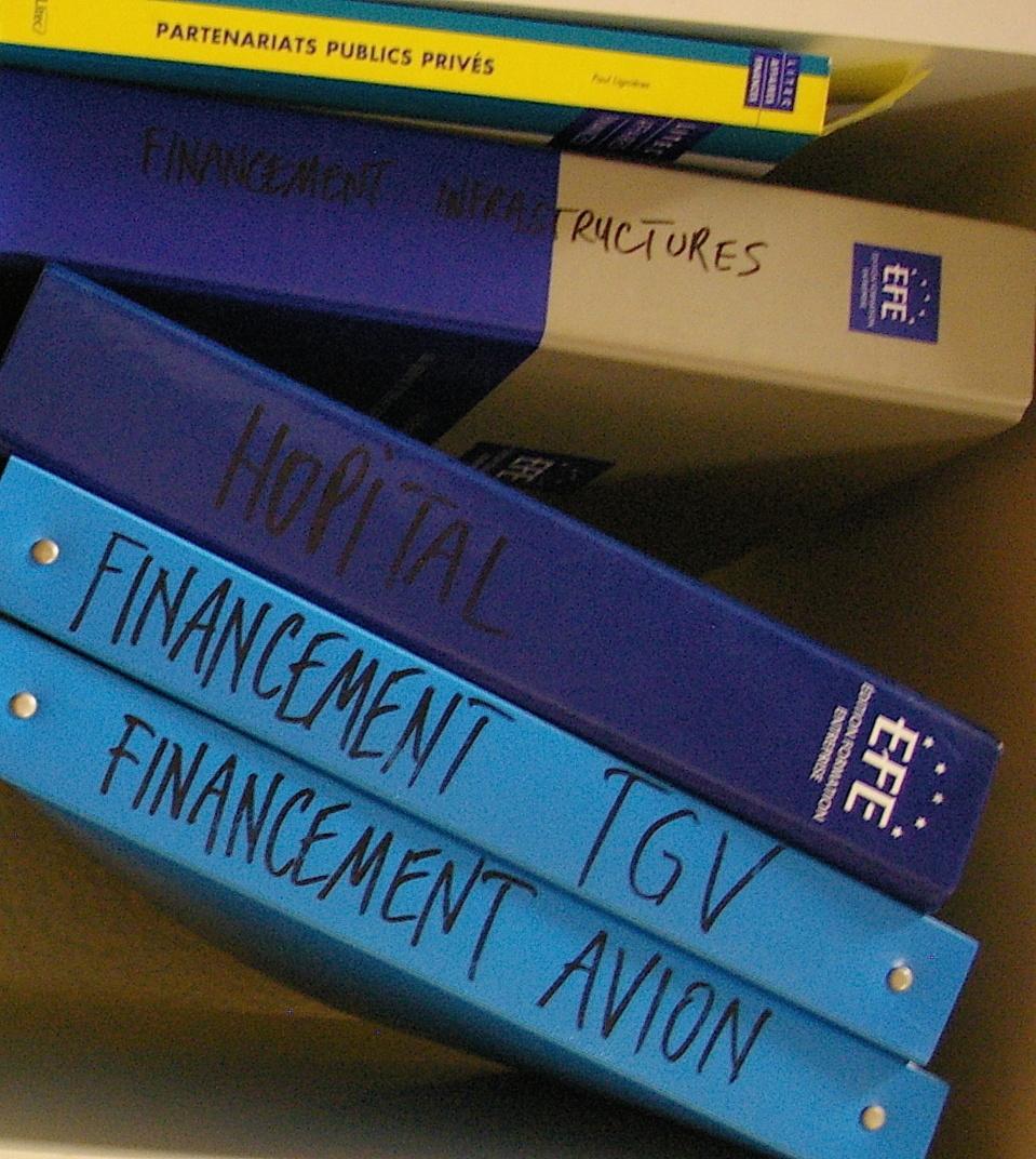 En matière de CONTRAT ET DE MONTAGES COMPLEXES (à jour au 31/12/2012)