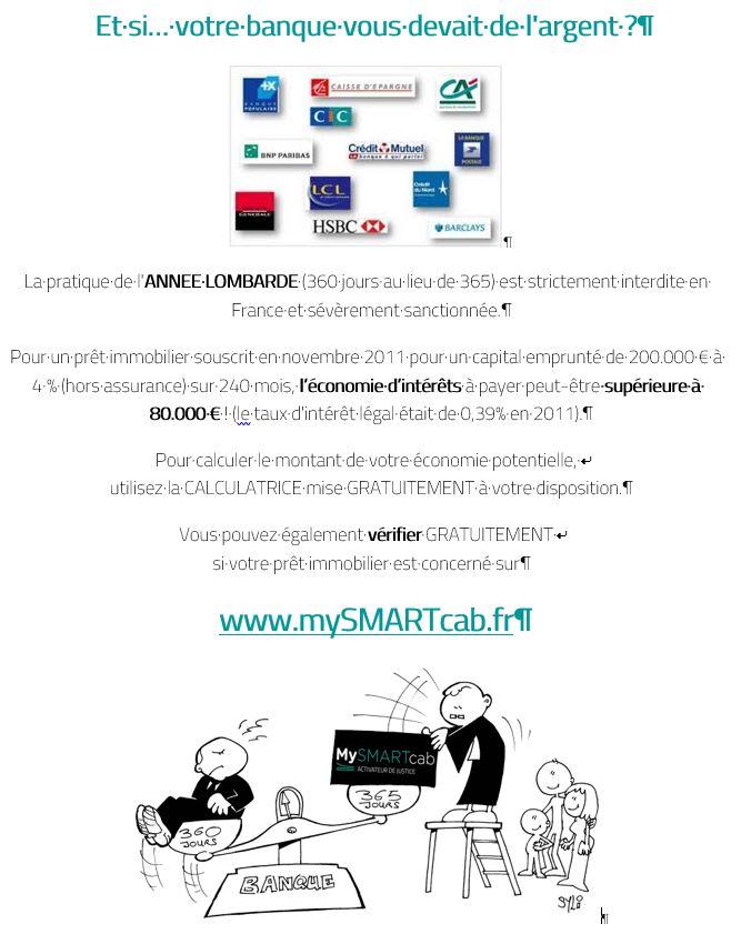 Année lombarde : Le Crédit Mutuel condamné par la Cour d'appel de Lyon
