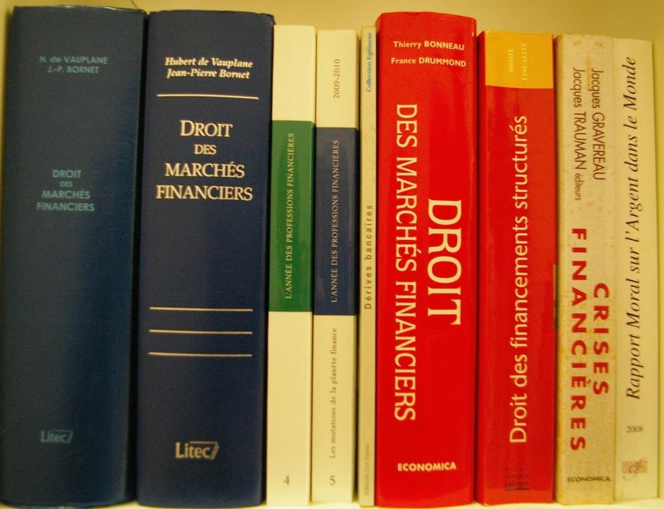 """""""Droit bancaire et financier ... pour tous"""""""