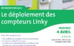 #LINKY - Réunion publique à #BONDY - 4 avril 2018