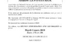 """#LEVOTHYROX : le jugement dans le dossier """"défaut d'information"""" sera rendu le mardi 5 mars 2019 après-midi"""