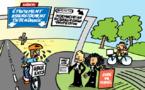 ACTION COLLECTIVE CONTRE #UBER EATS : LES LIVREURS À VÉLO LANCENT LA CONTRE-OFFENSIVE