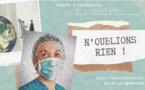 COVID19 - Le n°1 de la Gazette NOUBLIONSRIEN vient de sortir