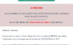 LEVOTHYROX : Lettre adressée aux participants à l'action - Précisions relatives à la cassation