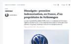 DIESELGATE : Me Charles Constantin-Valet confie à MySMARTcab la gestion de l'action collective conjointe