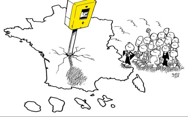 Refus de #LINKY - Réunion d'information à CAEN 30 juin 2017