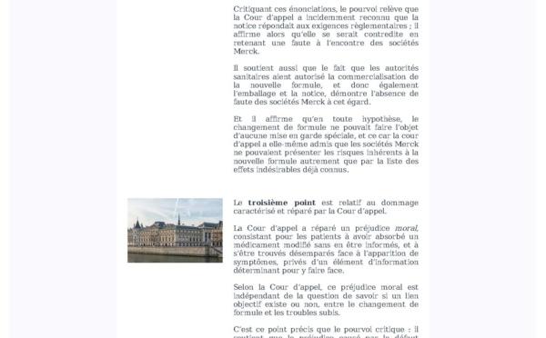 LEVOTHYROX - Newsletter Janvier 2021