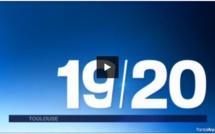 France 3 Toulouse consacre son dossier du jour à l'action STOP @Annee_lombarde