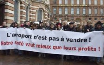 Aéroport Toulouse Blagnac - Réactions à la visite des collectivités locales à Bercy