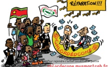 #Chlordécone : Présentation de l'action par M. Jean-Marie Flower, VP de l'Association VIVRE