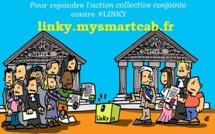 """#LINKY : ouverture des inscriptions de la """"plus grande action collective"""" de France..."""