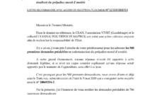 #Chlordecone : extraits de la lettre adressée ce jour à M. Jean Castex, premier ministre