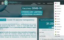 Présentation de l'action collective européenne dejavu.legal : transparence sur les contrats et les données brutes des vaccins anti-covid19