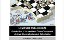 CITOYEN, USAGER OU CONSOMMATEUR, STATUT ET DROITS DES « UTILISATEURS » DES SERVICES PUBLICS LOCAUX DELEGUES