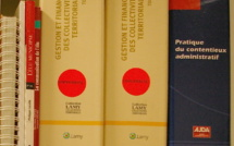 En matière de DROIT ADMINISTRATIF (à jour au 31/12/2012)
