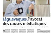 Portrait paru dans la Voix du Midi : le toulousain de la semaine