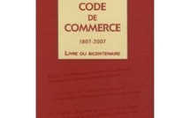 "Intervention lors du colloque ""Bicentenaire du Code de commerce"" 1807-2007"