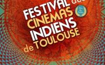 """Demandez le programme du FESTIVAL DES CINEMAS INDIENS de Toulouse  (anciennement la """"Saison indienne"""")"""