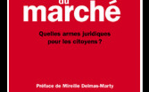 """Face aux crimes du marché"" de William Bourdon, nouvelle acquisition dans la bibliothèque du cabinet"